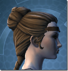 Indignation Headgear - Female Right
