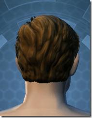 Indignation Headgear - Male Back