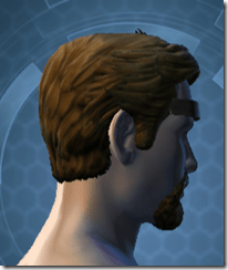 Indignation Headgear - Male Right