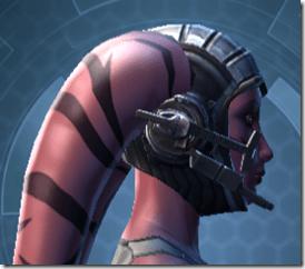Indignation Headgear - Twi'lek Right