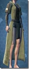 Initiate Female Chestguard
