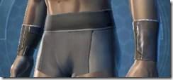 Initiate Male Armguards