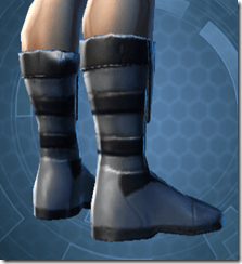 Inspiration Boots - Male Right