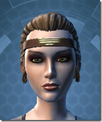 Inspiration Headgear - Female Front