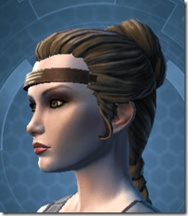 Inspiration Headgear - Female Left