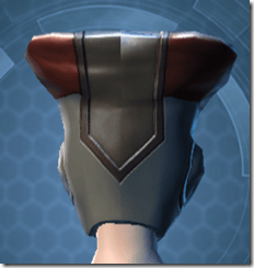 Introspection Headgear - Female Back