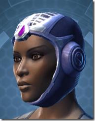 Introspection Headgear - Female Left