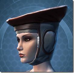 Introspection Headgear - Female Left