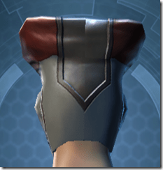 Introspection Headgear - Male Back