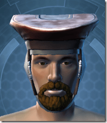 Introspection Headgear - Male Front