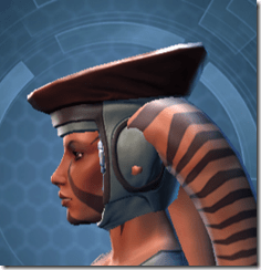 Introspection Headgear - Twi'lek Left