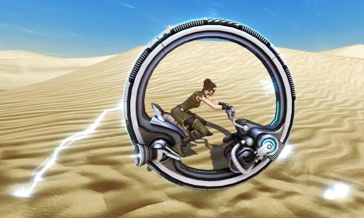 Koensayr Monocycle Flourish