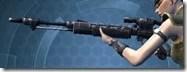 PW-12 Plasma Core Sniper Rifle Left