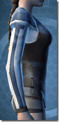 Plastoid Armor - Female Right