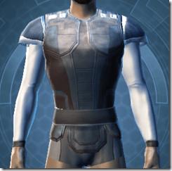 Plastoid Armor - Male Front
