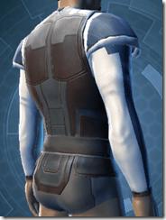 Plastoid Armor - Male Right