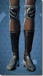 Plastoid Kneeboots - Female Front