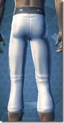 Plastoid Legguards - Male Back