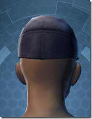 RD-03A Recon Headgear - Female Back