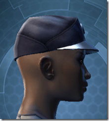 RD-03A Recon Headgear - Female Right