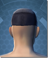 RD-03A Recon Headgear - Male Back