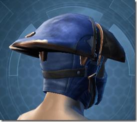RD-03A Recon Headgear - Male Right