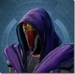 Revanite Champion Doesn't Hide Hood