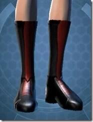 Revanite Champion Female Boots