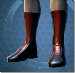 Revanite Champion Male Boots