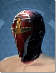 Revanite Champion Male Headgear