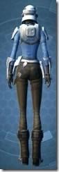 Rugged Infantry - Female Back