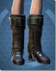 Rugged Infantry Female Boots