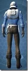Rugged Infantry - Male Back