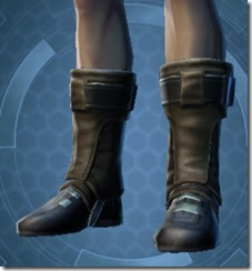 Rugged Infantry Male Boots