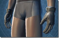 Scout Male Gloves