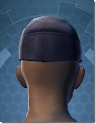 TD-03A Saboteur Headgear - Female Back