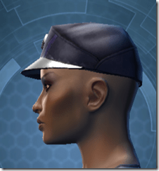 TD-03A Saboteur Headgear - Female Left