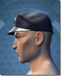 TD-03A Saboteur Headgear - Male Left