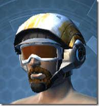 Trainee Male Helmet