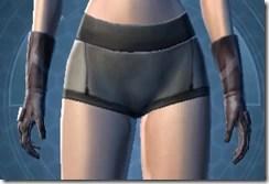 Trellised Gauntlets - Female Front