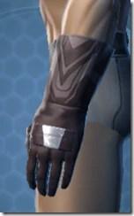 Trellised Gauntlets - Male Left