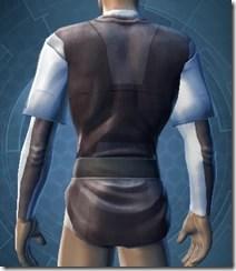 Trellised Jacket - Male Back
