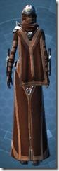 Tund Sorcerer - Female Back