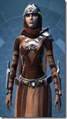 Tund Sorcerer - Female Close