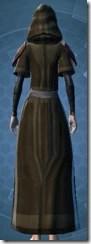 Advanced Composite Flex Body Armor - Female Back