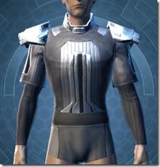 Avenger Chestguard - Male Front