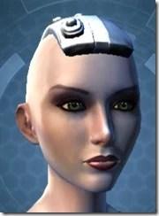 B-300 Cybernetic Female Helmet