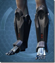 B-300 Cybernetic Male Boots