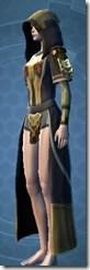 Composite Flex Body Armor - Female Left