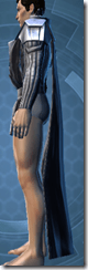Composite Flex Body Armor - Male Left
